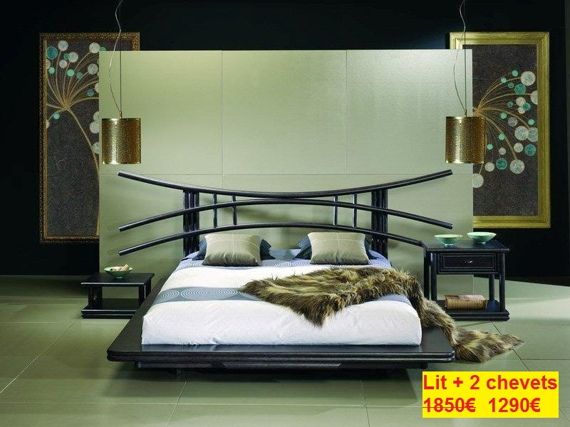 meubles chambre style japonais 203540 la. Black Bedroom Furniture Sets. Home Design Ideas